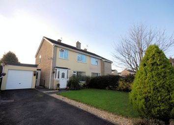 Thumbnail 3 bed semi-detached house for sale in Critchill Road, Frome
