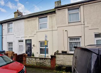Thumbnail 2 bedroom terraced house for sale in Wyndham Road, Dover, Kent