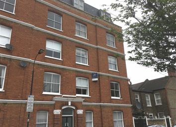 Thumbnail 2 bed flat to rent in Lysia Street, London