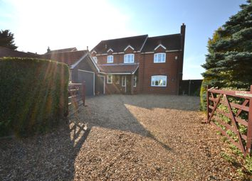 Thumbnail 5 bedroom detached house for sale in Smeetham Hall Lane, Bulmer, Sudbury