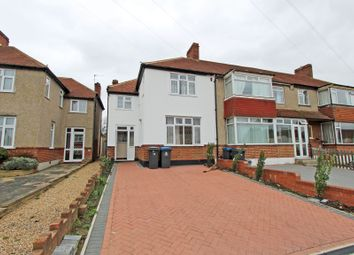 Thumbnail 3 bedroom end terrace house to rent in Amberwood Rise, New Malden