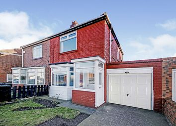 Thumbnail 2 bed semi-detached house for sale in Churchill Street, Wallsend, Tyne And Wear