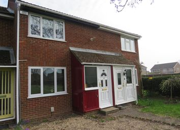 Thumbnail 2 bed terraced house for sale in Lydiard Close, Boyatt Wood, Eastleigh