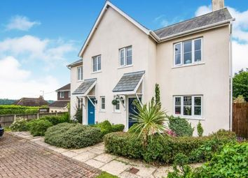 Thumbnail 3 bed semi-detached house for sale in Christow, Exeter, Devon