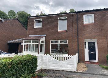 Thumbnail Semi-detached house to rent in Shiggins Close, Great Sankey, Warrington