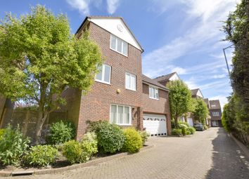 Thumbnail 3 bed detached house for sale in Straight Road, Windsor