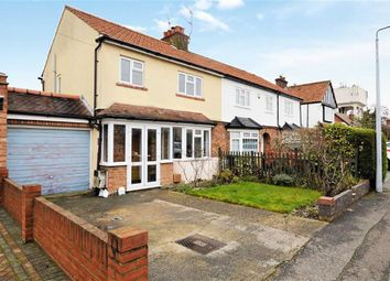 Thumbnail 3 bed end terrace house to rent in Granville Road, Epping