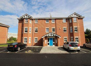 Thumbnail 1 bedroom flat for sale in Finsbury Close, Great Sankey, Warrington