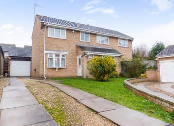 Thumbnail 4 bed detached house for sale in Squires Gate, Peterborough, Cambridgeshire.