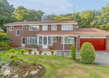 Thumbnail 6 bed detached house for sale in The Glen, Bolton, Lancashire