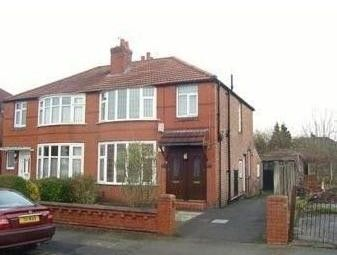 Thumbnail 3 bed semi-detached house to rent in Heyscroft, Withington, Manchester