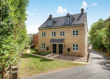 Thumbnail 3 bed semi-detached house for sale in Leicester Row, Church Road, Long Itchington, Southam
