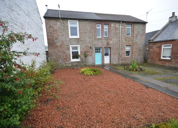 Thumbnail 2 bed semi-detached house for sale in Rigg Road, Auchinleck, Cumnock