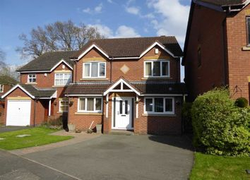 Thumbnail 4 bed detached house for sale in Wych Elm Drive, Leamington Spa