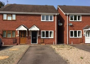 Thumbnail 2 bed property to rent in 2 Coppice Court, Cannock