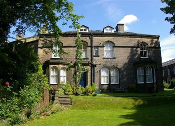 Thumbnail 1 bed flat to rent in The Sandringham, Victoria Garden Apartments, Halifax