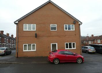 Thumbnail 1 bed flat to rent in Bracken Street, Fenton, Stoke-On-Trent
