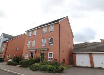 Thumbnail 4 bedroom terraced house for sale in Canal View, Coventry, West Midlands