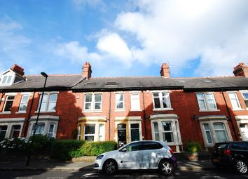 Thumbnail 7 bedroom terraced house to rent in Osborne Avenue, Jesmond, Newcastle Upon Tyne