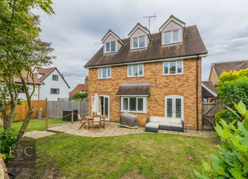 Thumbnail 5 bed property for sale in Bakery Close, Roydon, Harlow