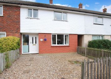 Thumbnail 3 bed terraced house for sale in St Johns Crescent, Tyler Hill, Canterbury