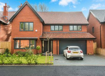Thumbnail 4 bed detached house for sale in The Pinewoods, Victoria Road, Formby