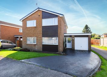 4 bed detached house for sale in Solway Rise, Dronfield Woodhouse, Dronfield S18