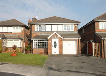 Thumbnail 4 bedroom detached house for sale in Guernsey Road, Widnes