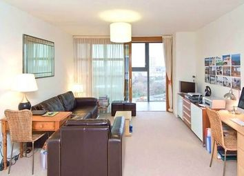 Thumbnail 1 bedroom flat to rent in Falcon Wharf, Clapham Junction, London