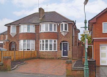 Thumbnail 3 bed semi-detached house for sale in Parsonage Drive, Cofton Hackett