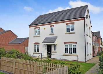 Thumbnail 3 bed semi-detached house for sale in Lakeside Boulevard, Cannock, Staffordshire