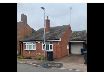 Thumbnail 2 bed bungalow to rent in White Street, Kibworth, Leicestershire