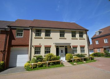 Thumbnail 4 bed link-detached house for sale in Scarlett Avenue, Wendover, Aylesbury