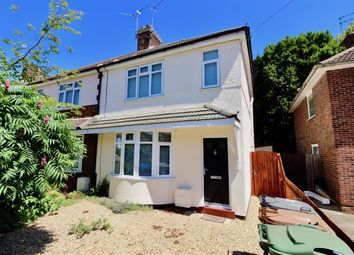 Thumbnail 3 bed semi-detached house to rent in Brewster Avenue, Woodston, Peterborough