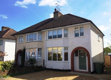 Thumbnail 3 bed semi-detached house to rent in Edward Close, St.Albans