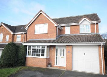 Thumbnail 4 bed detached house for sale in Hoskings Close, Aston Lodge Park, Stone