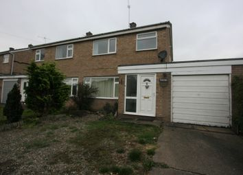 Thumbnail 3 bed semi-detached house to rent in Meadowbrook, Bayston Hill, Shrewsbury