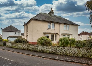 Thumbnail 3 bed semi-detached house for sale in 35 Princess Crescent, Paisley