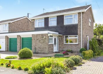Thumbnail 4 bedroom detached house for sale in Wigmore Close, Godmanchester, Huntingdon, Uk