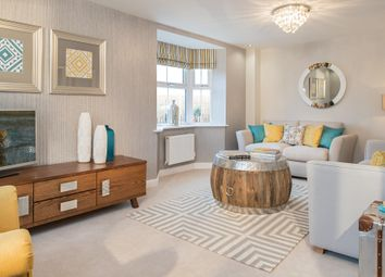"""Thumbnail 4 bedroom semi-detached house for sale in """"Hereford"""" at Bayswater Square, Stafford"""