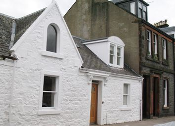 Thumbnail 3 bed terraced house for sale in Mildura Cottage, Well Road, Moffat, Dumfries And Galloway.