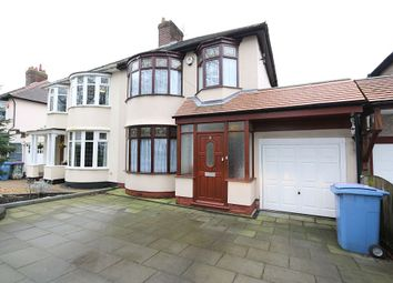 Thumbnail 3 bed semi-detached house for sale in Score Lane, Liverpool, Merseyside