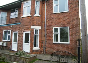 Thumbnail 1 bed flat to rent in Albany Street, Gainsborough