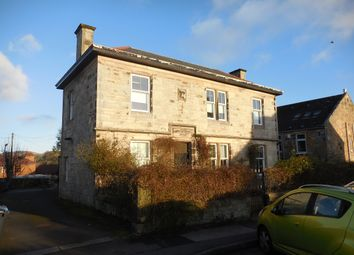 Thumbnail 3 bedroom flat for sale in Alton Street, West Kilbride