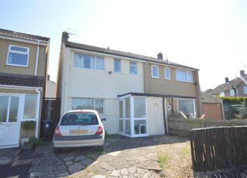 Thumbnail 3 bed end terrace house for sale in Birch Road, Yate, Bristol