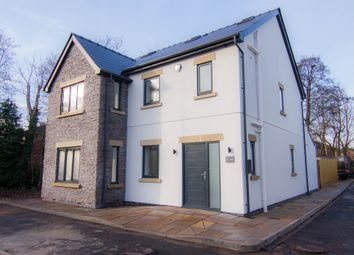 Thumbnail 4 bedroom detached house for sale in Ty Glas Road, Llanishen, Cardiff