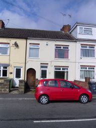 Thumbnail 2 bedroom terraced house to rent in New Lane, Hilcote, Alfreton
