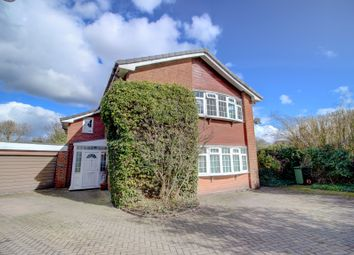 Thumbnail 5 bed detached house for sale in Chapel Close, Comberbach, Northwich