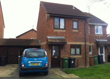 Thumbnail 2 bedroom property to rent in Mardale Gardens, Gunthorpe, Peterborough.