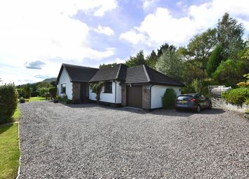 Thumbnail 3 bed detached bungalow for sale in Muirshearlich, Banavie, Fort William